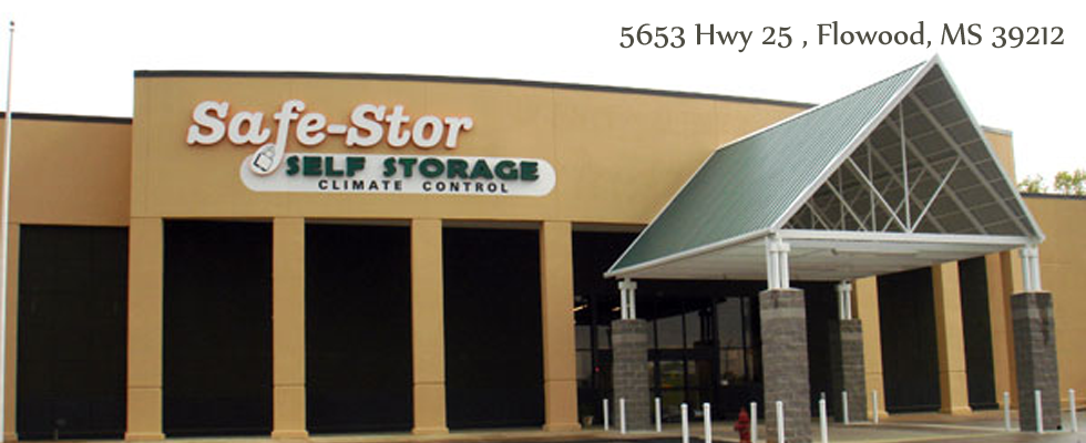 Safe-Stor Self Storage
